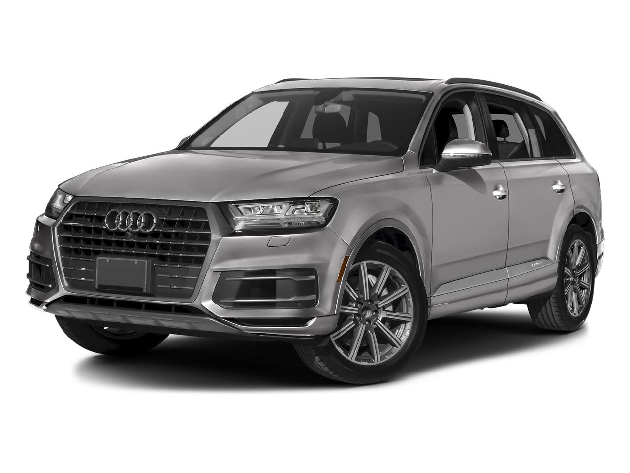 2017 Audi Q7 Vehicle Photo in AKRON, OH 44303-2185