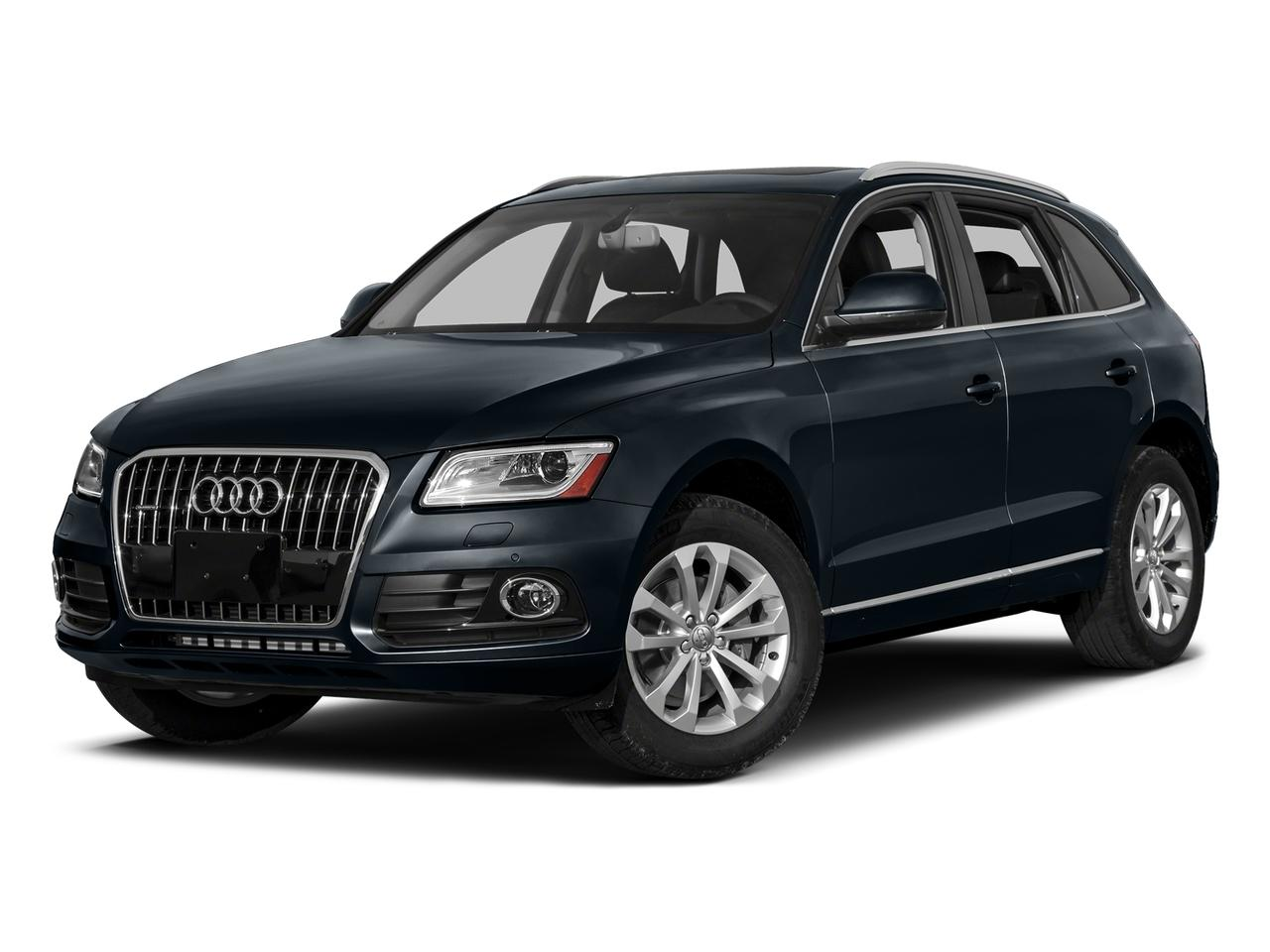 2017 Audi Q5 Vehicle Photo in Green Bay, WI 54302