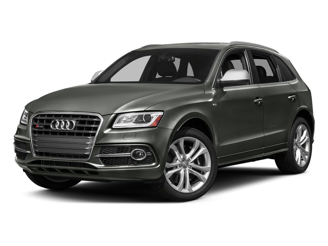 2017 Audi SQ5 Vehicle Photo in San Antonio, TX 78257