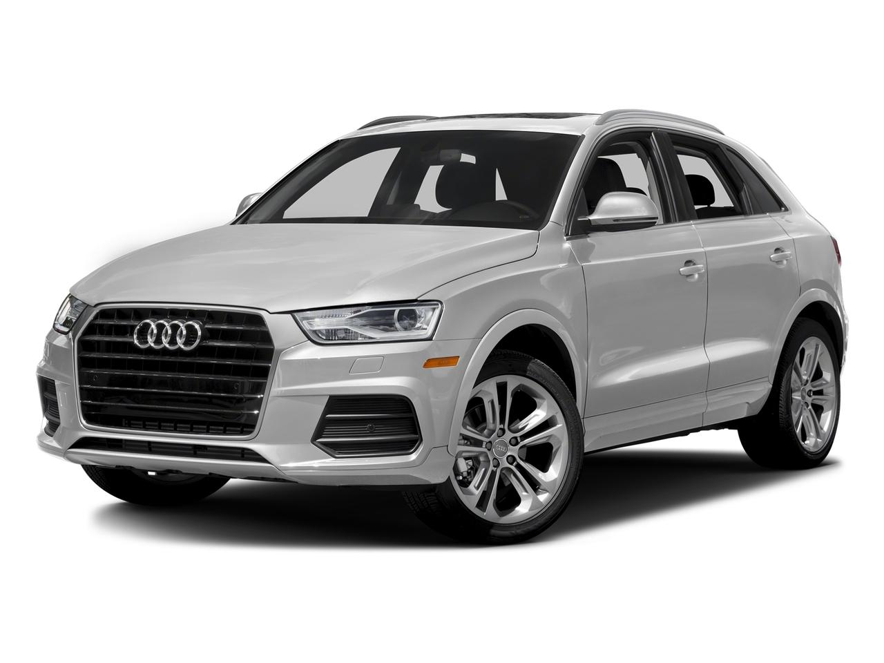 2017 Audi Q3 Vehicle Photo in Oshkosh, WI 54904