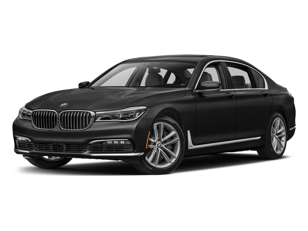2017 BMW 750i Vehicle Photo in Charleston, SC 29407