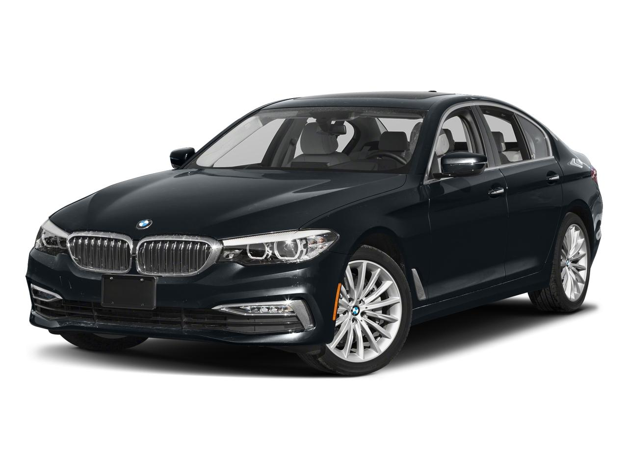 2017 BMW 530i Vehicle Photo in Pleasanton, CA 94588