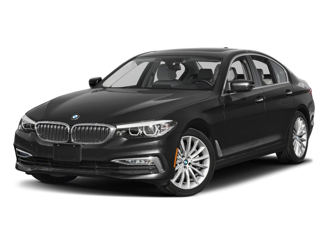 2017 BMW 530i Vehicle Photo in Tulsa, OK 74133