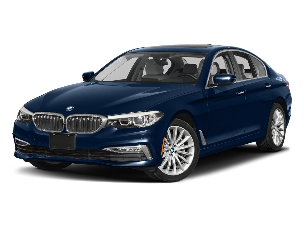 2017 BMW 530i Vehicle Photo in Temple, TX 76502