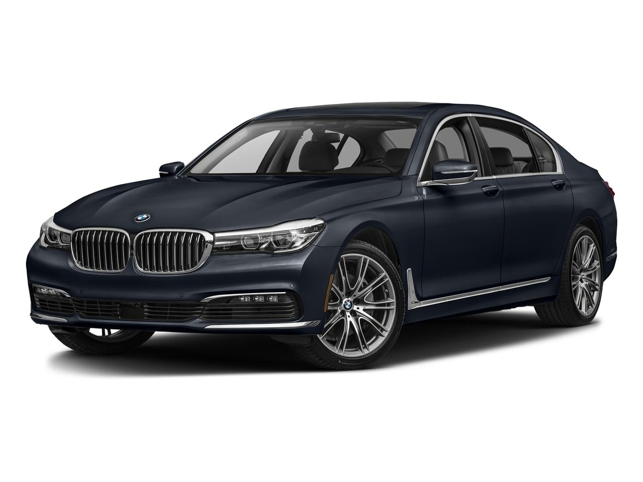 2017 BMW 740i Vehicle Photo in Charleston, SC 29407