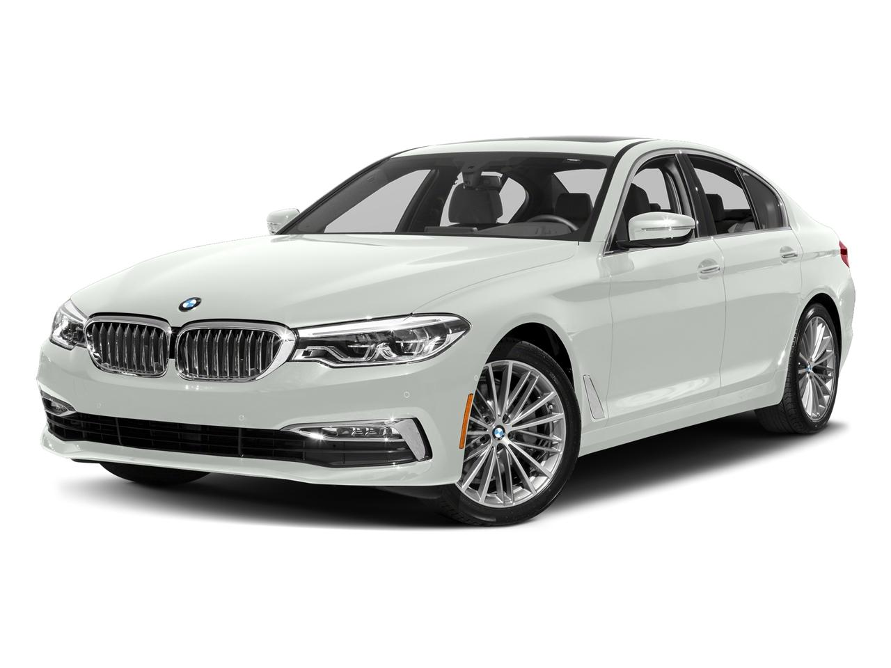 2017 BMW 540i Vehicle Photo in Pleasanton, CA 94588