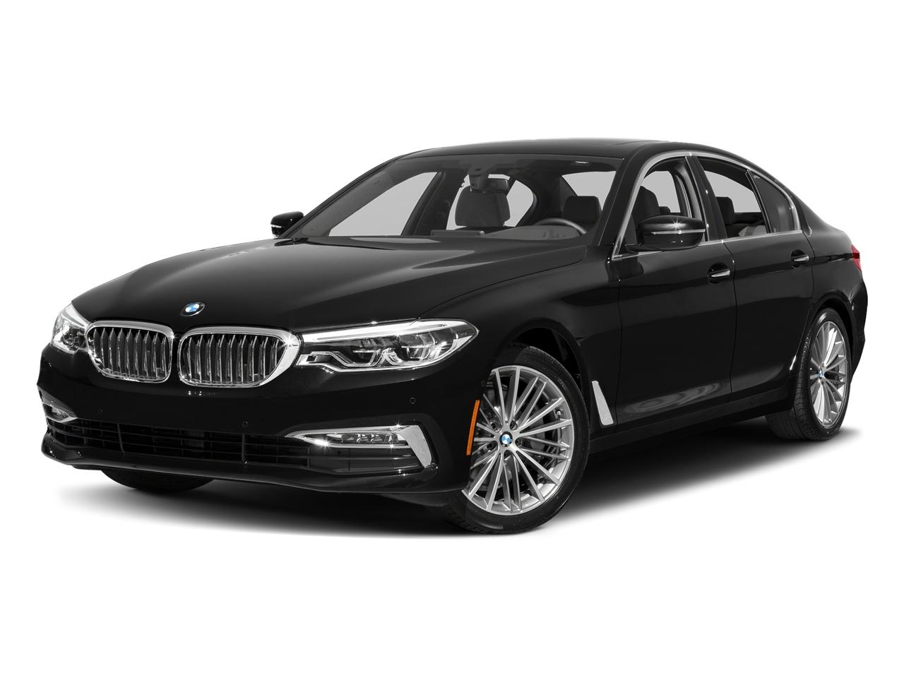 2017 BMW 540i Vehicle Photo in Pleasanton, CA 94588