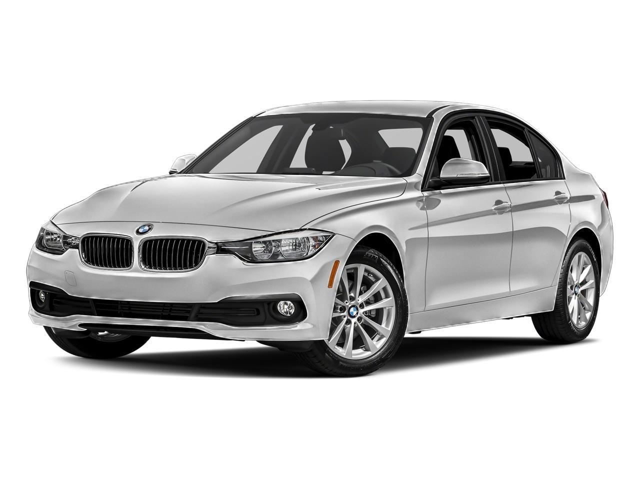 2017 BMW 320i Vehicle Photo in Edinburg, TX 78539