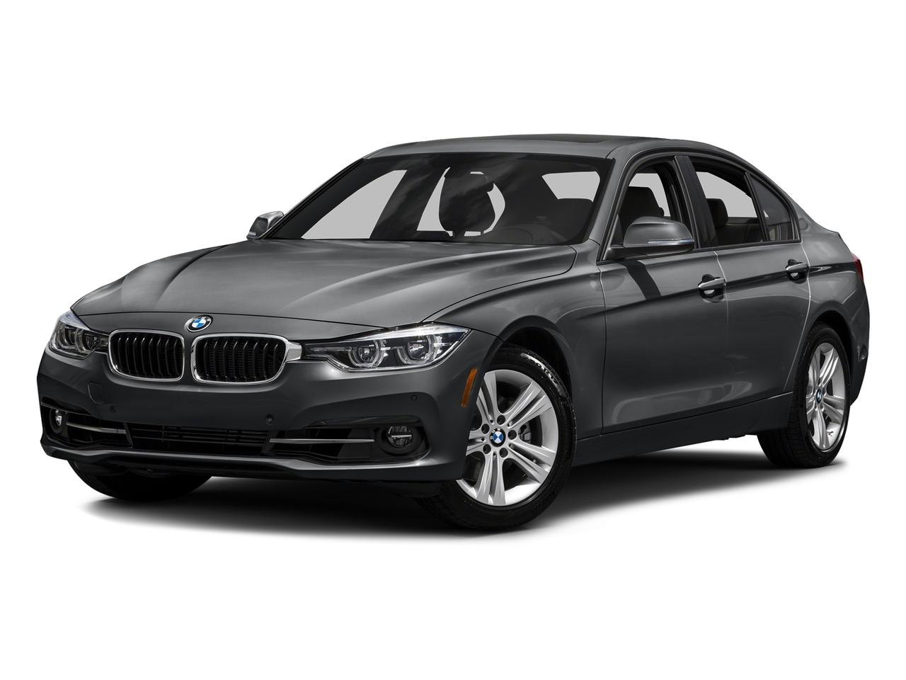 2017 BMW 330i Vehicle Photo in Tulsa, OK 74133
