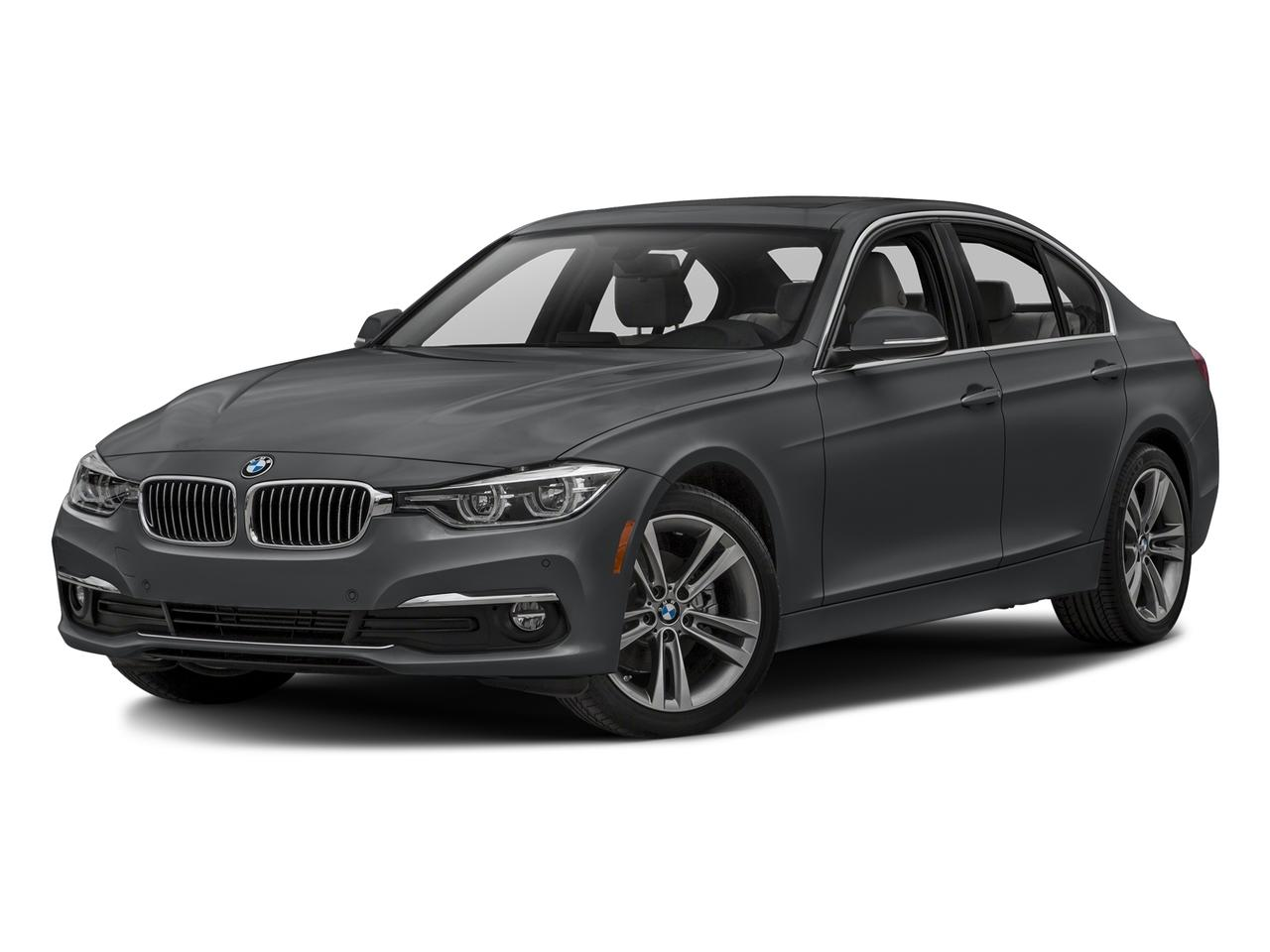 2017 BMW 328d Vehicle Photo in Pleasanton, CA 94588