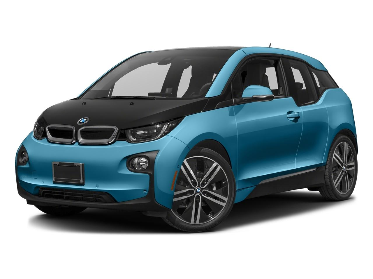 2017 BMW i3 Vehicle Photo in Charleston, SC 29407