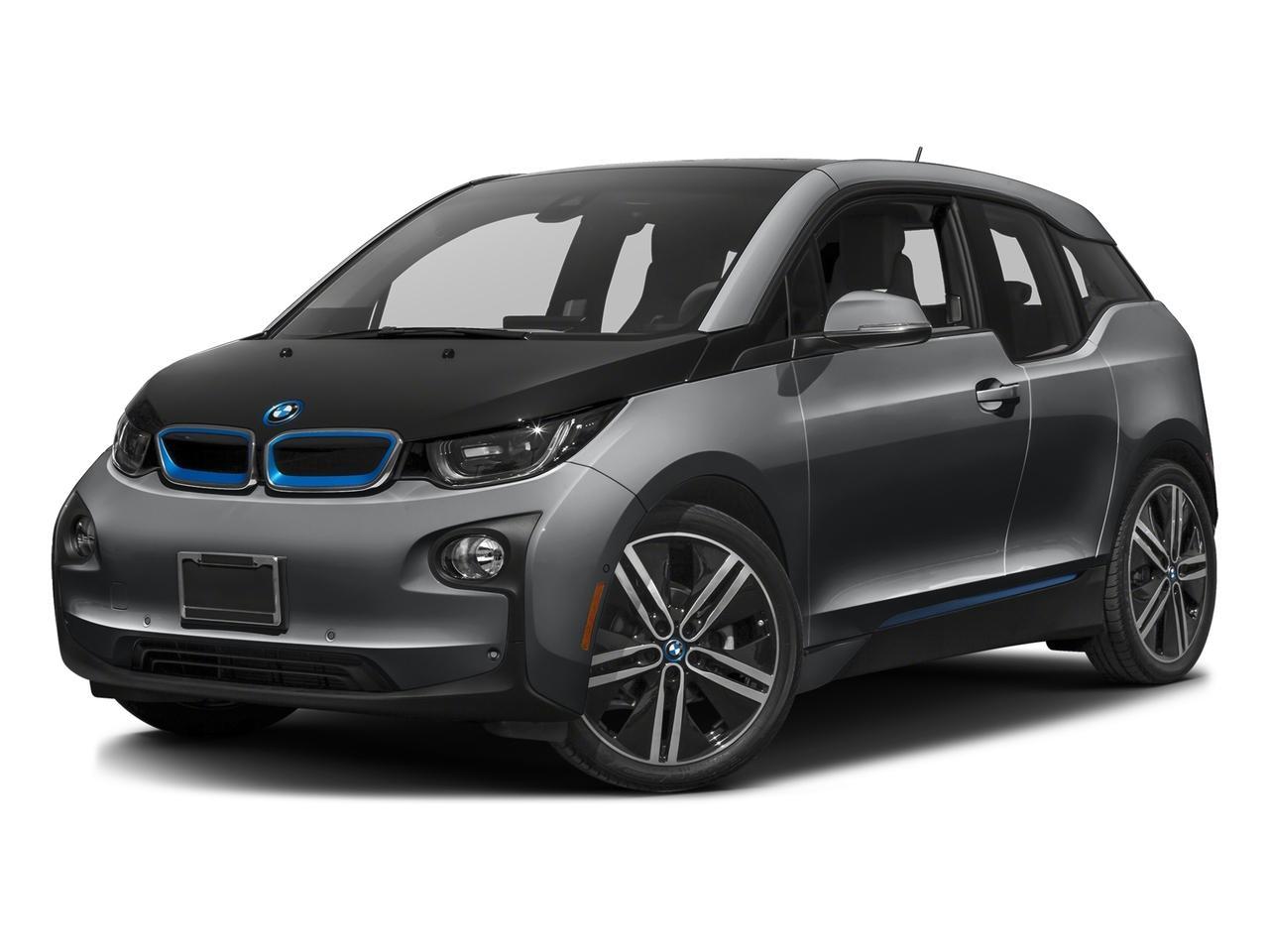 2017 BMW i3 Vehicle Photo in Pleasanton, CA 94588