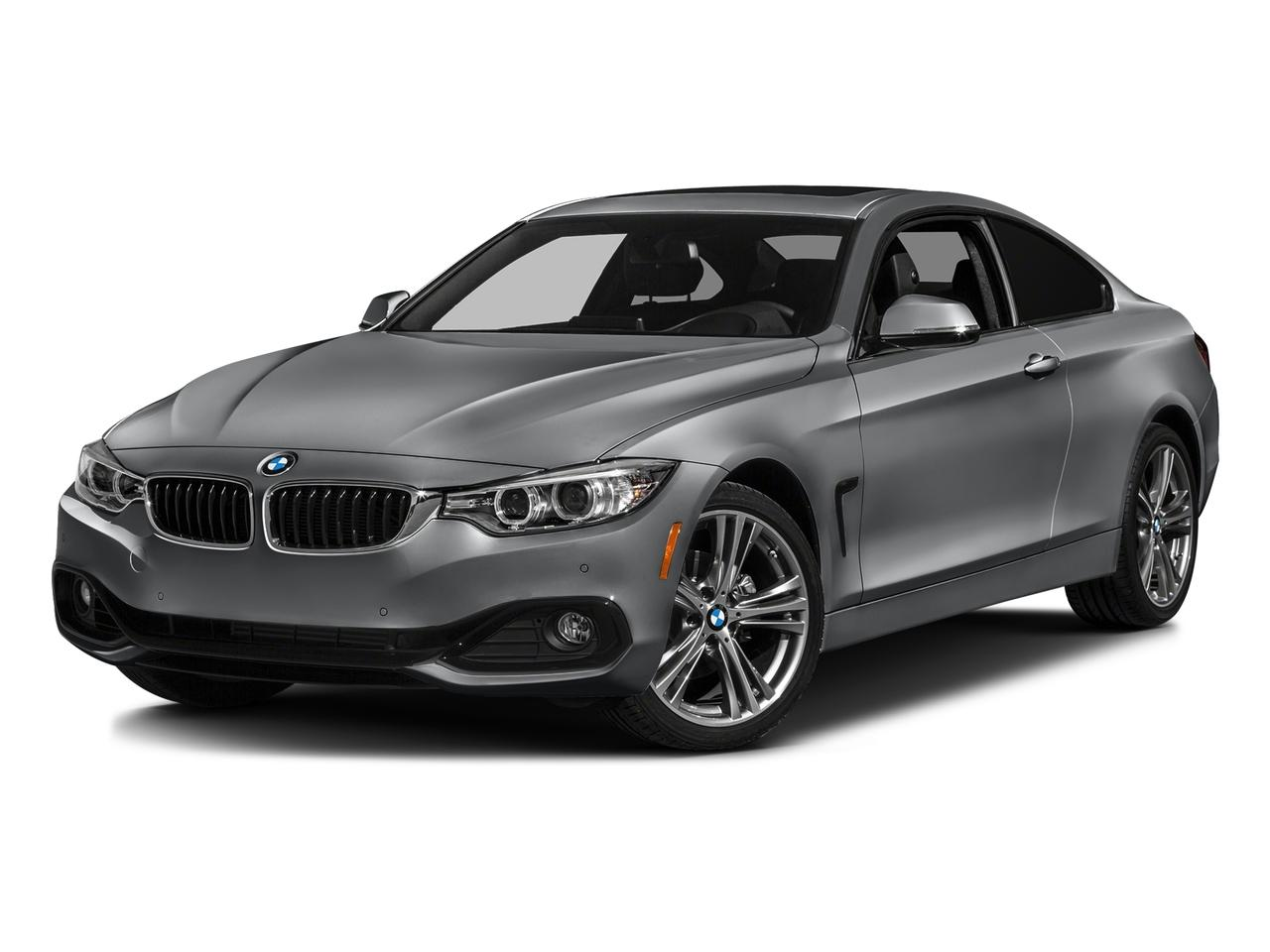 2017 BMW 430i Vehicle Photo in Tulsa, OK 74133