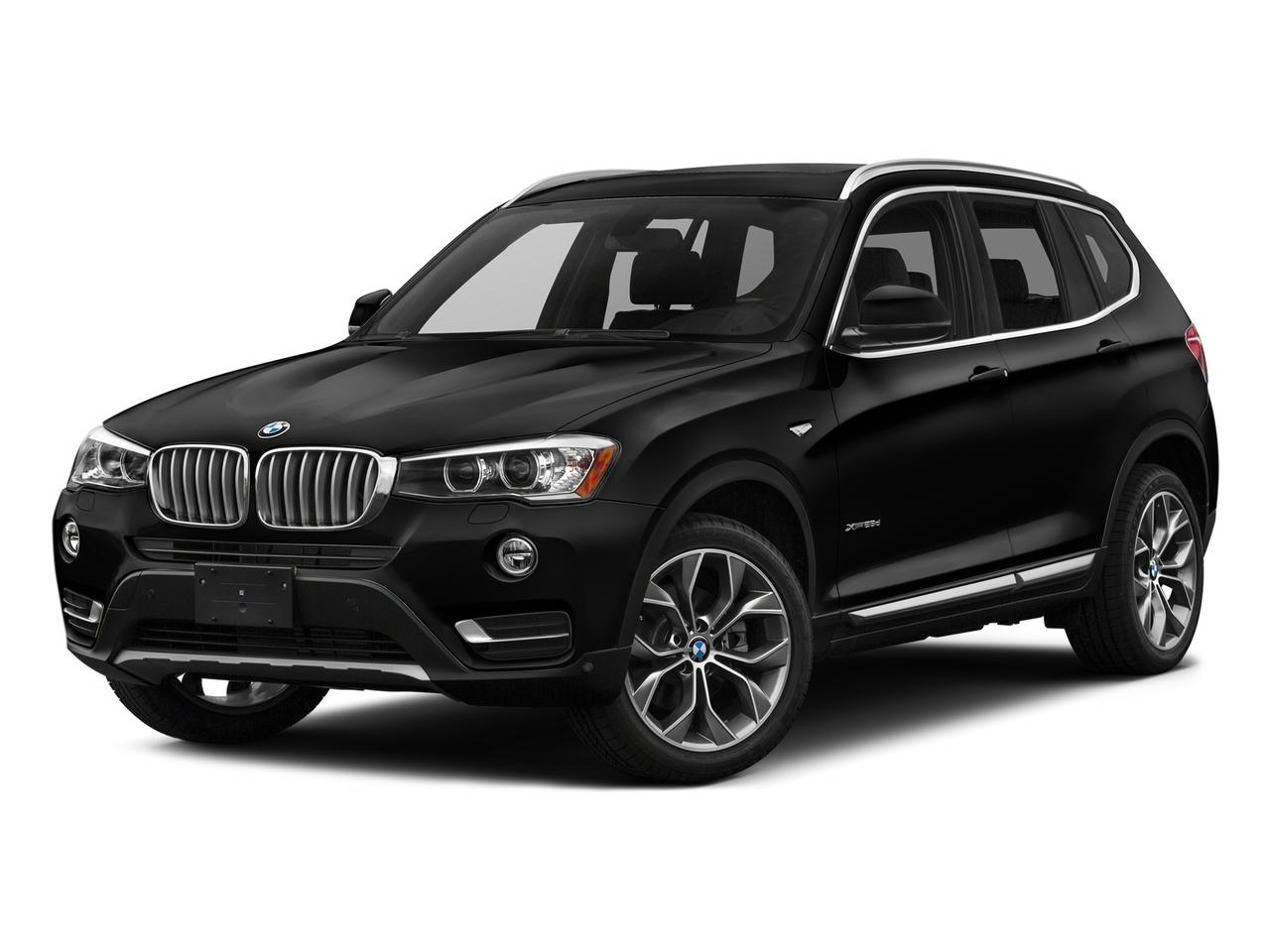 2017 BMW X3 sDrive28i Vehicle Photo in Pleasanton, CA 94588