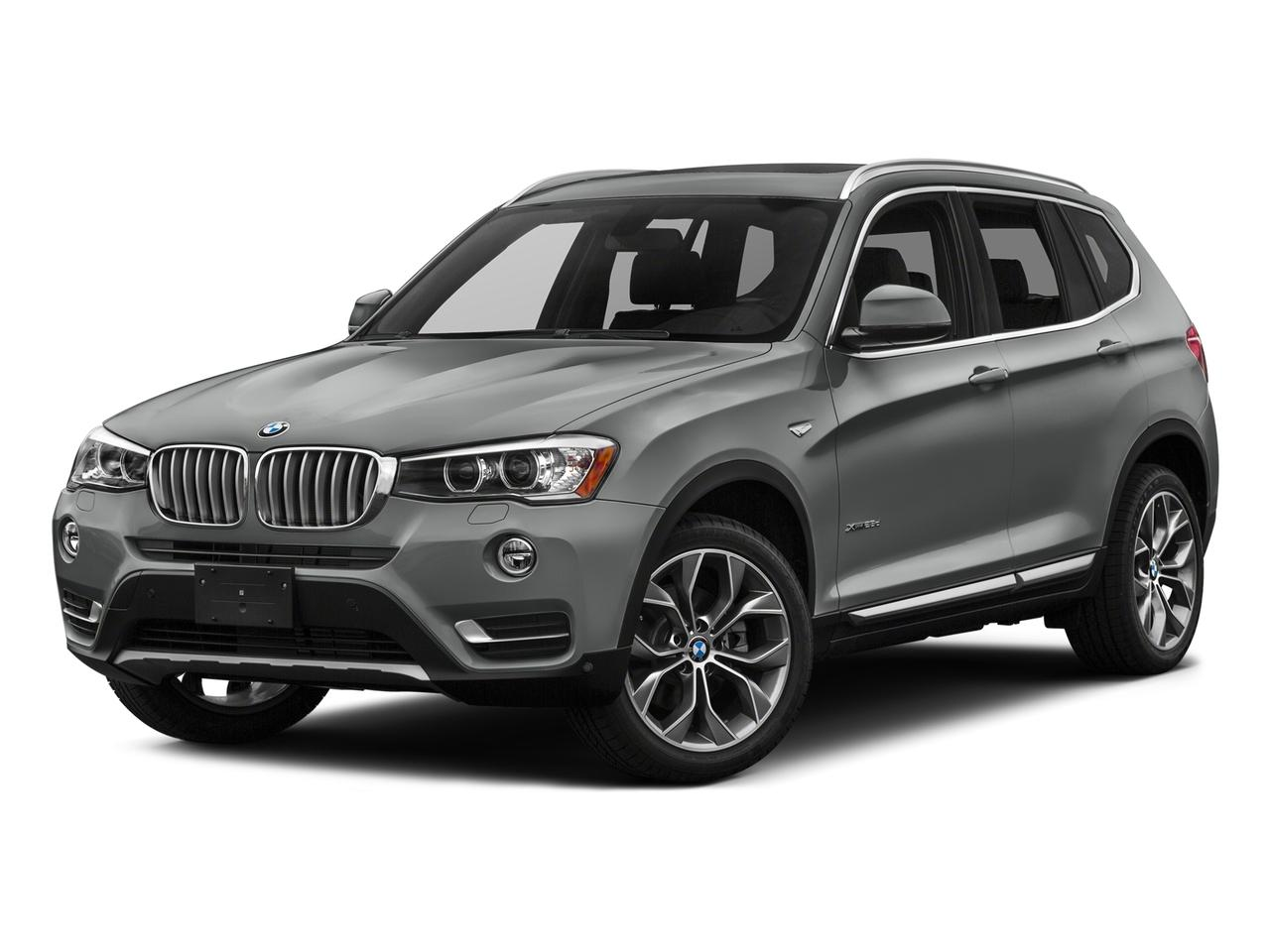 2017 BMW X3 xDrive35i Vehicle Photo in Tulsa, OK 74133