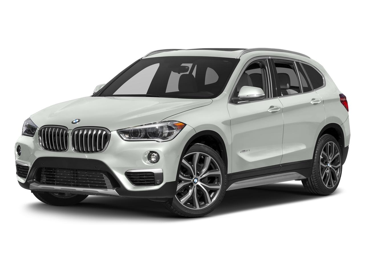 2017 BMW X1 sDrive28i Vehicle Photo in Houston, TX 77090