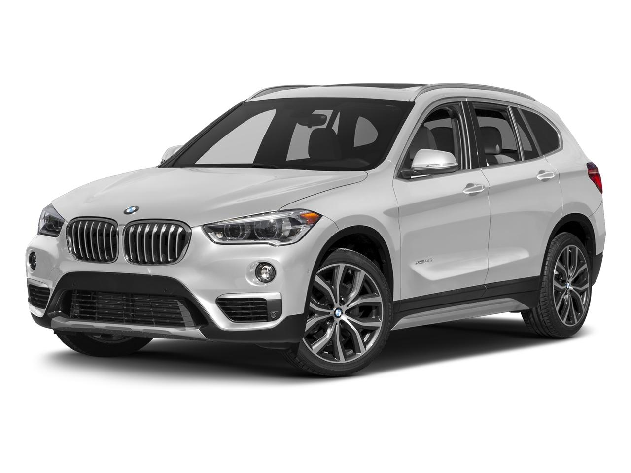 2017 BMW X1 xDrive28i Vehicle Photo in Spokane, WA 99207