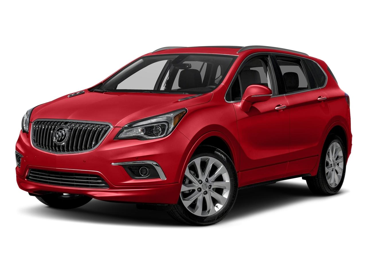 2017 Buick Envision Vehicle Photo in Vincennes, IN 47591