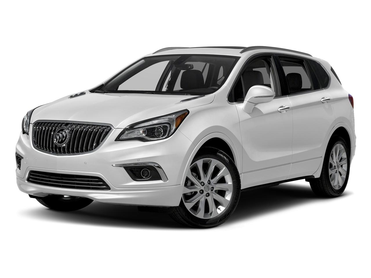 2017 Buick Envision Vehicle Photo in Mansfield, OH 44906