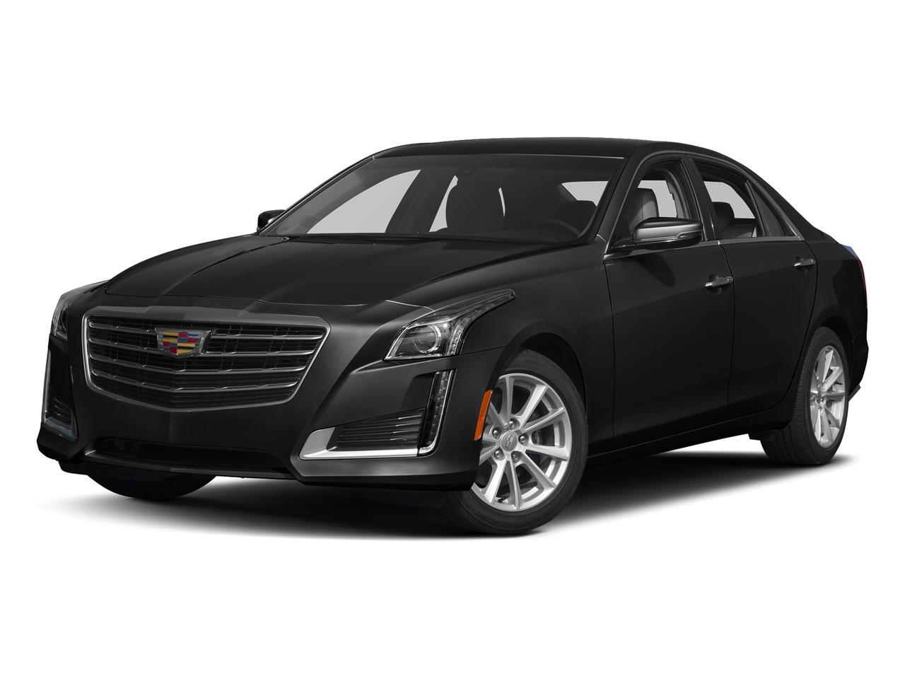 2017 Cadillac CTS Sedan Vehicle Photo in Westlake, OH 44145