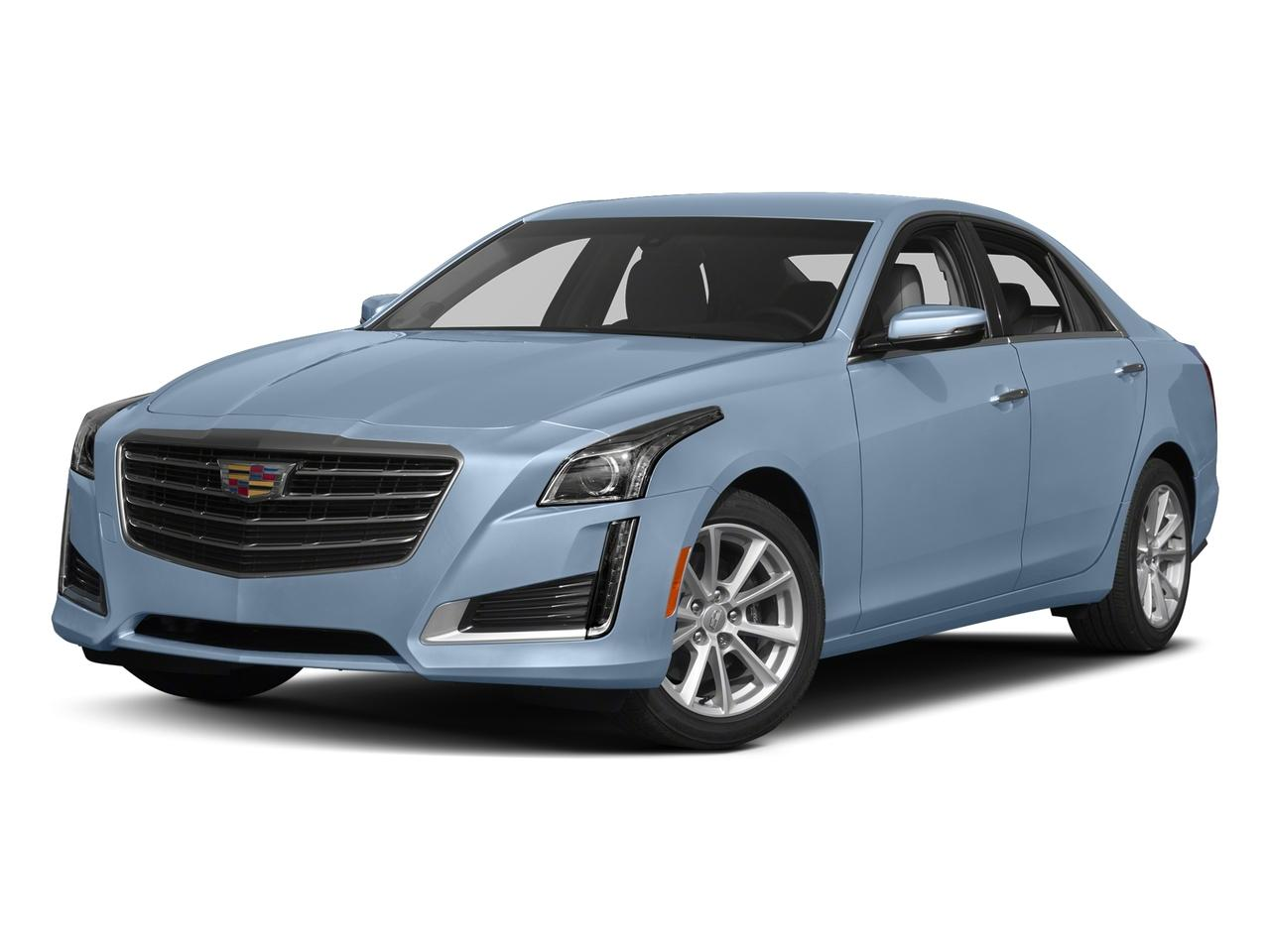 2017 Cadillac CTS Sedan Vehicle Photo in Fort Worth, TX 76116