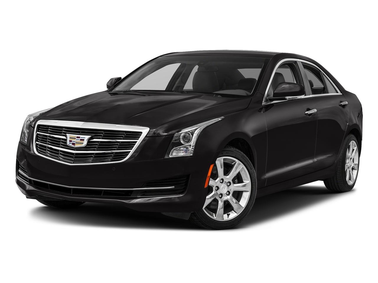 2017 Cadillac ATS Sedan Vehicle Photo in Fort Worth, TX 76116