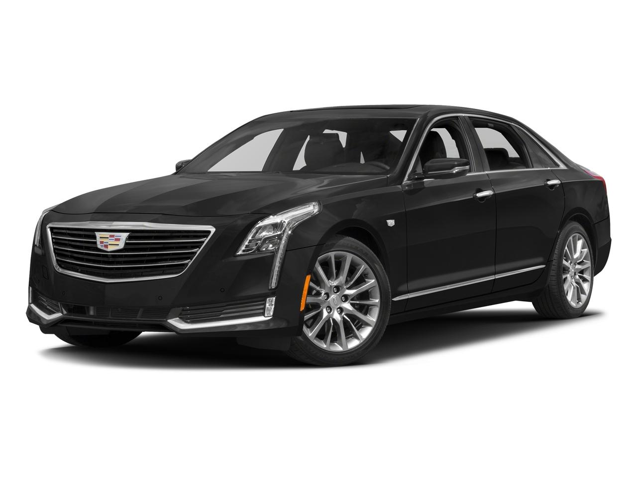 2017 Cadillac CT6 Vehicle Photo in Trevose, PA 19053-4984