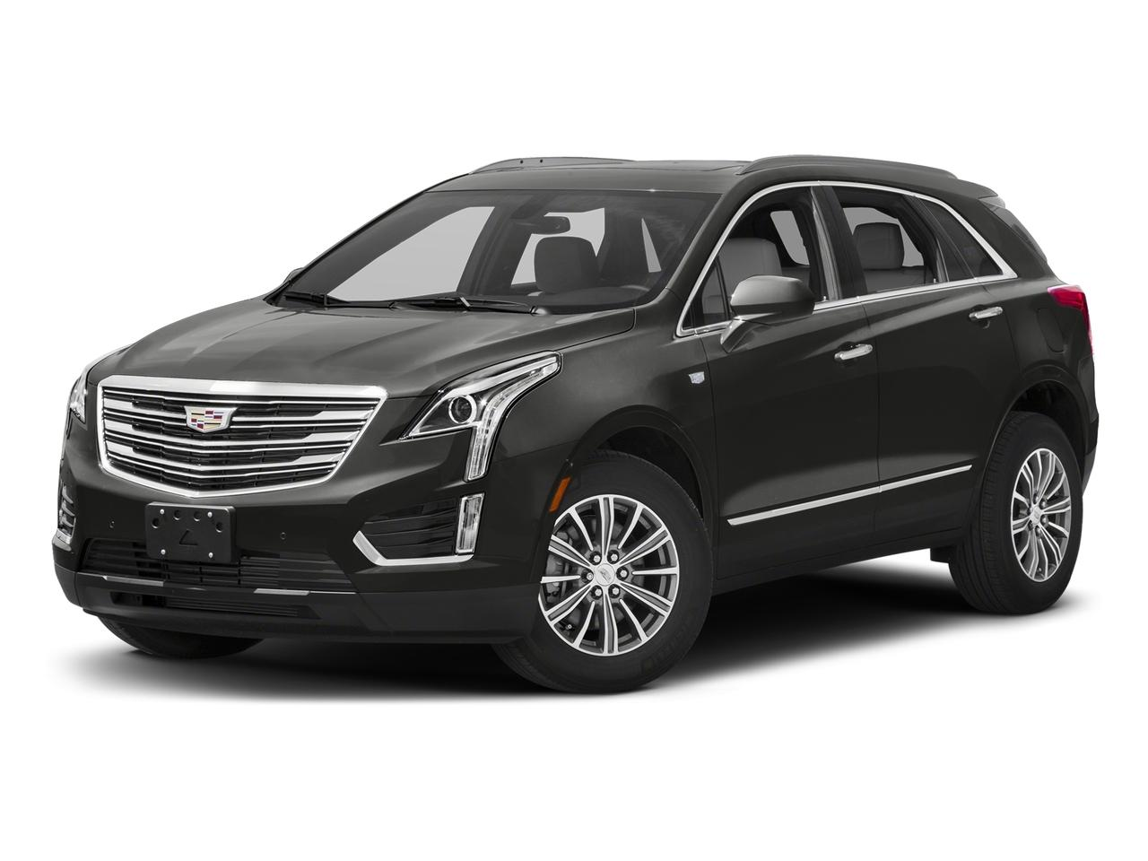 2017 Cadillac XT5 Vehicle Photo in Joliet, IL 60586