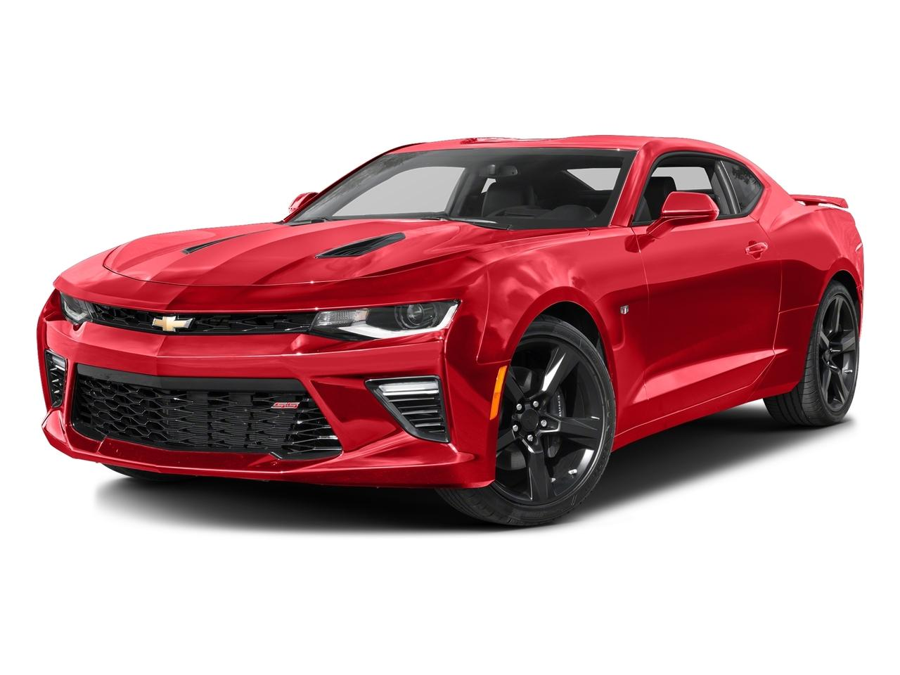 2017 Chevrolet Camaro Vehicle Photo in Independence, MO 64055