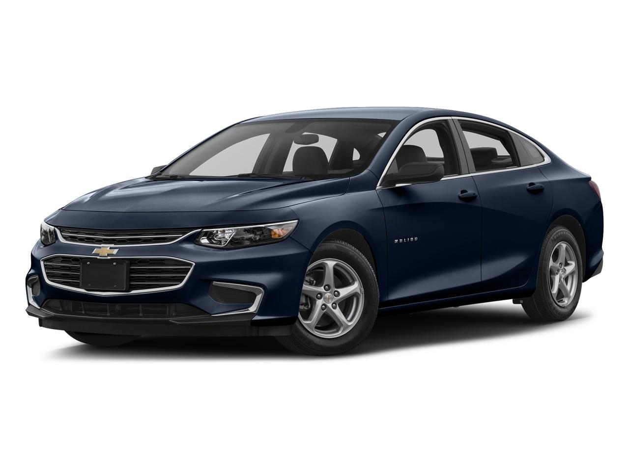 2017 Chevrolet Malibu Vehicle Photo in Hamden, CT 06517