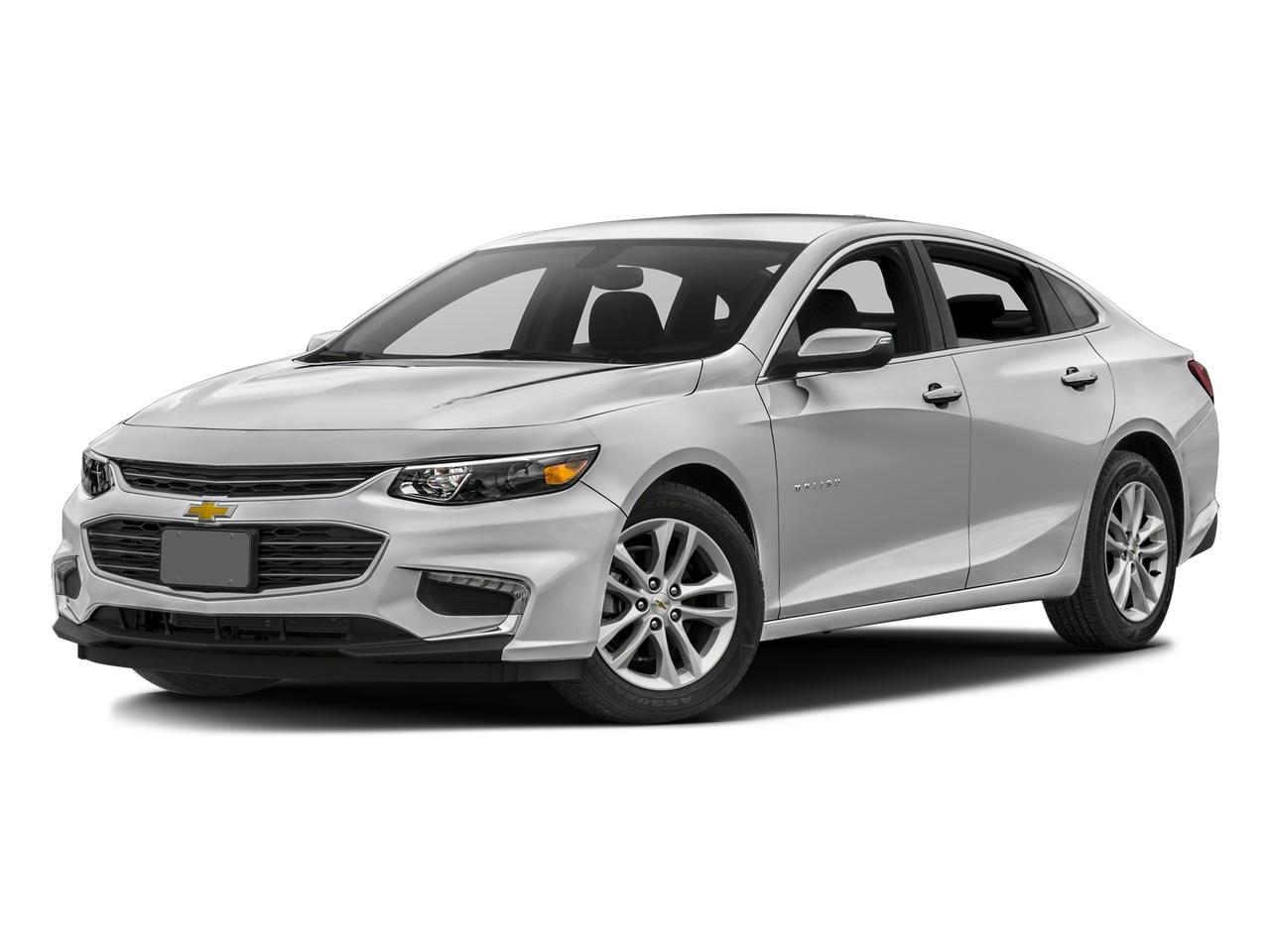 2017 Chevrolet Malibu Vehicle Photo in Novato, CA 94945