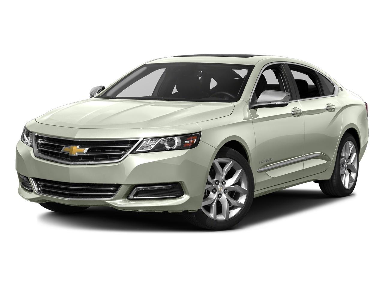 2017 Chevrolet Impala Vehicle Photo in Kernersville, NC 27284