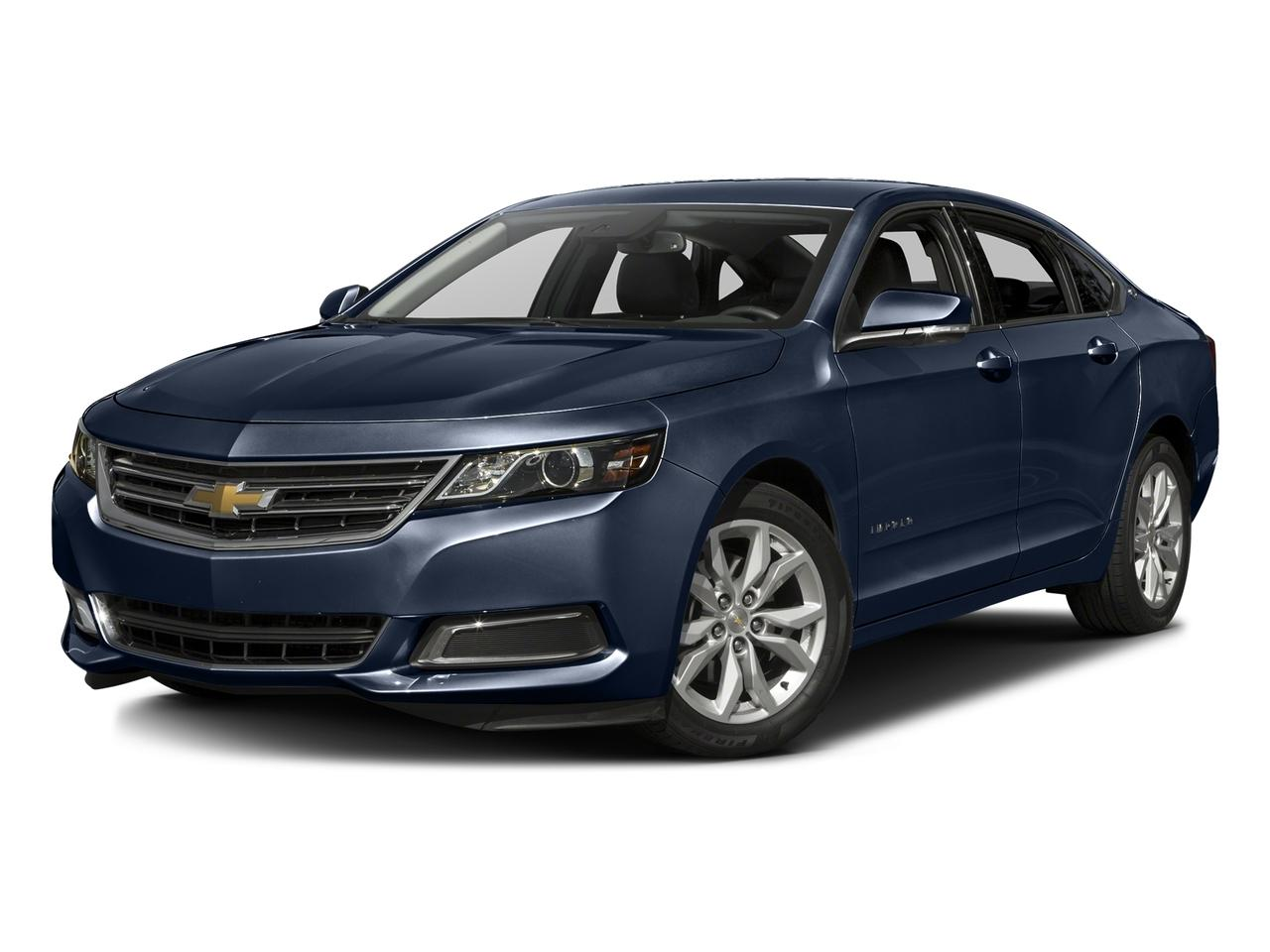 2017 Chevrolet Impala Vehicle Photo in Massena, NY 13662