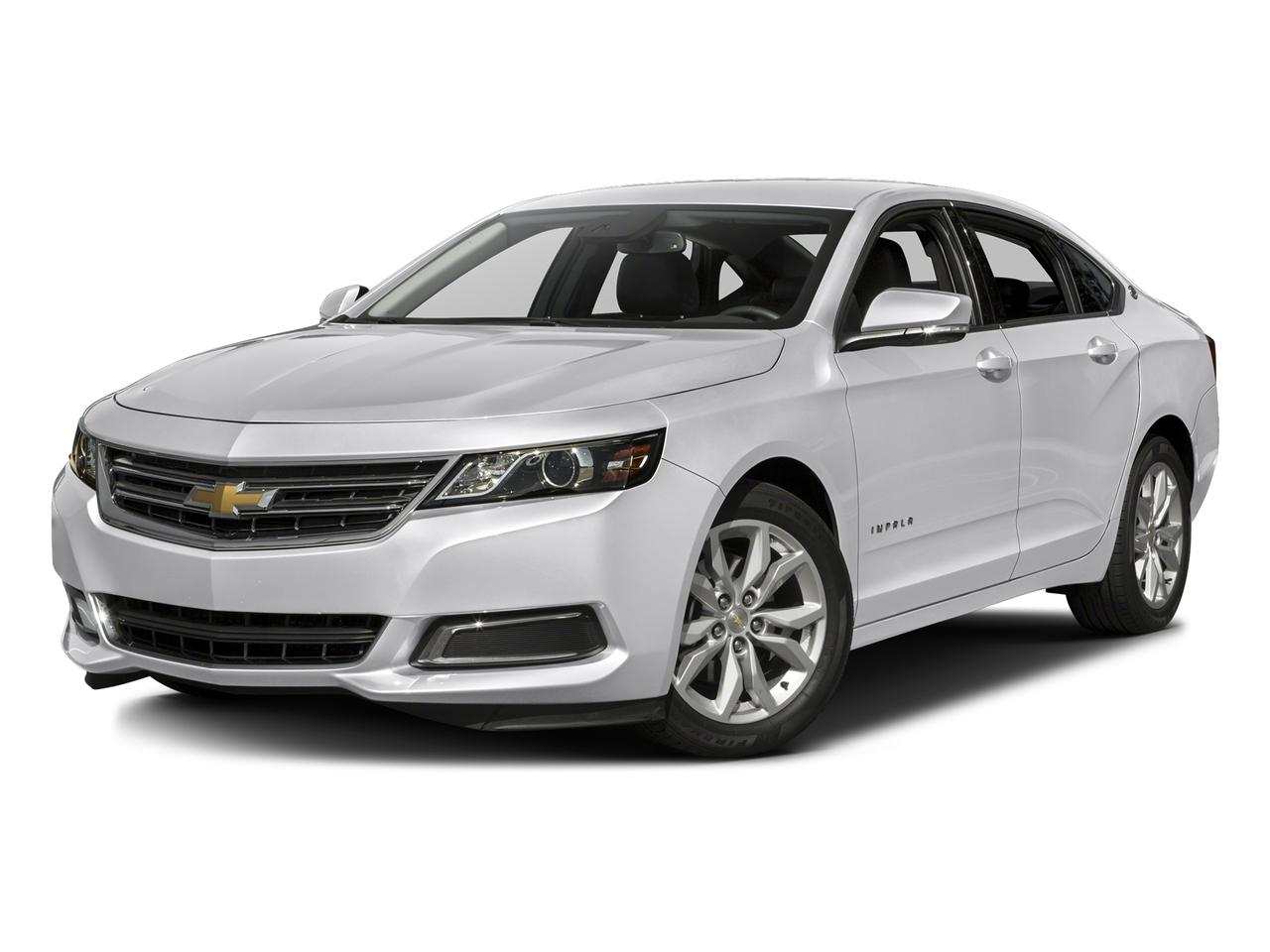 2017 Chevrolet Impala Vehicle Photo in Boonville, IN 47601