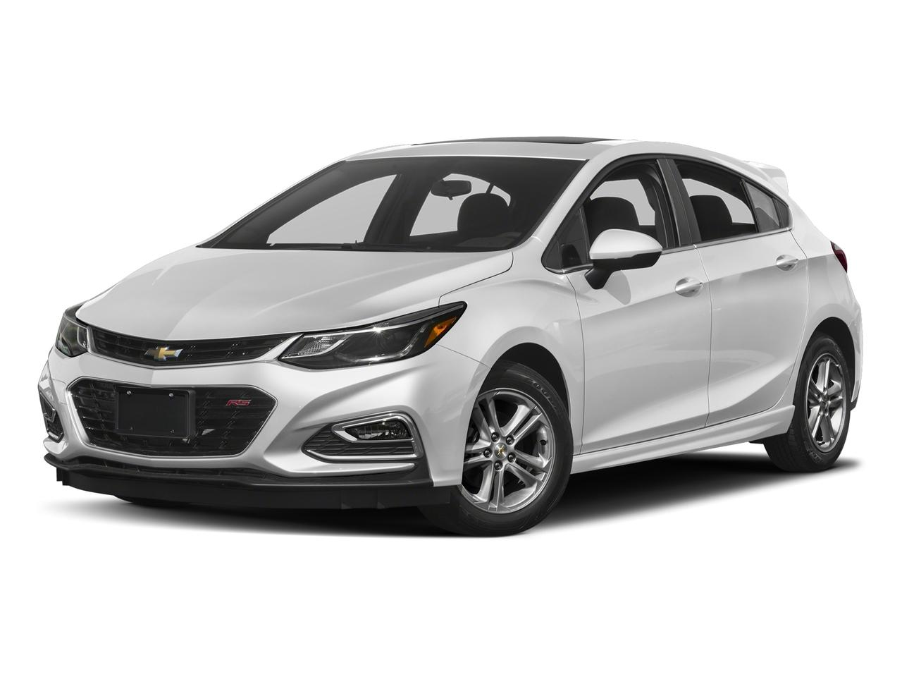 2017 Chevrolet Cruze Vehicle Photo in Odessa, TX 79762