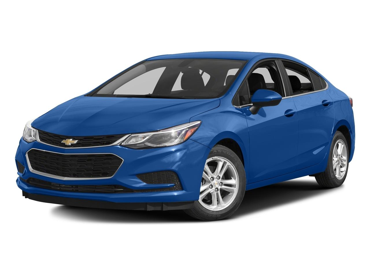 2017 Chevrolet Cruze Vehicle Photo in Mount Horeb, WI 53572