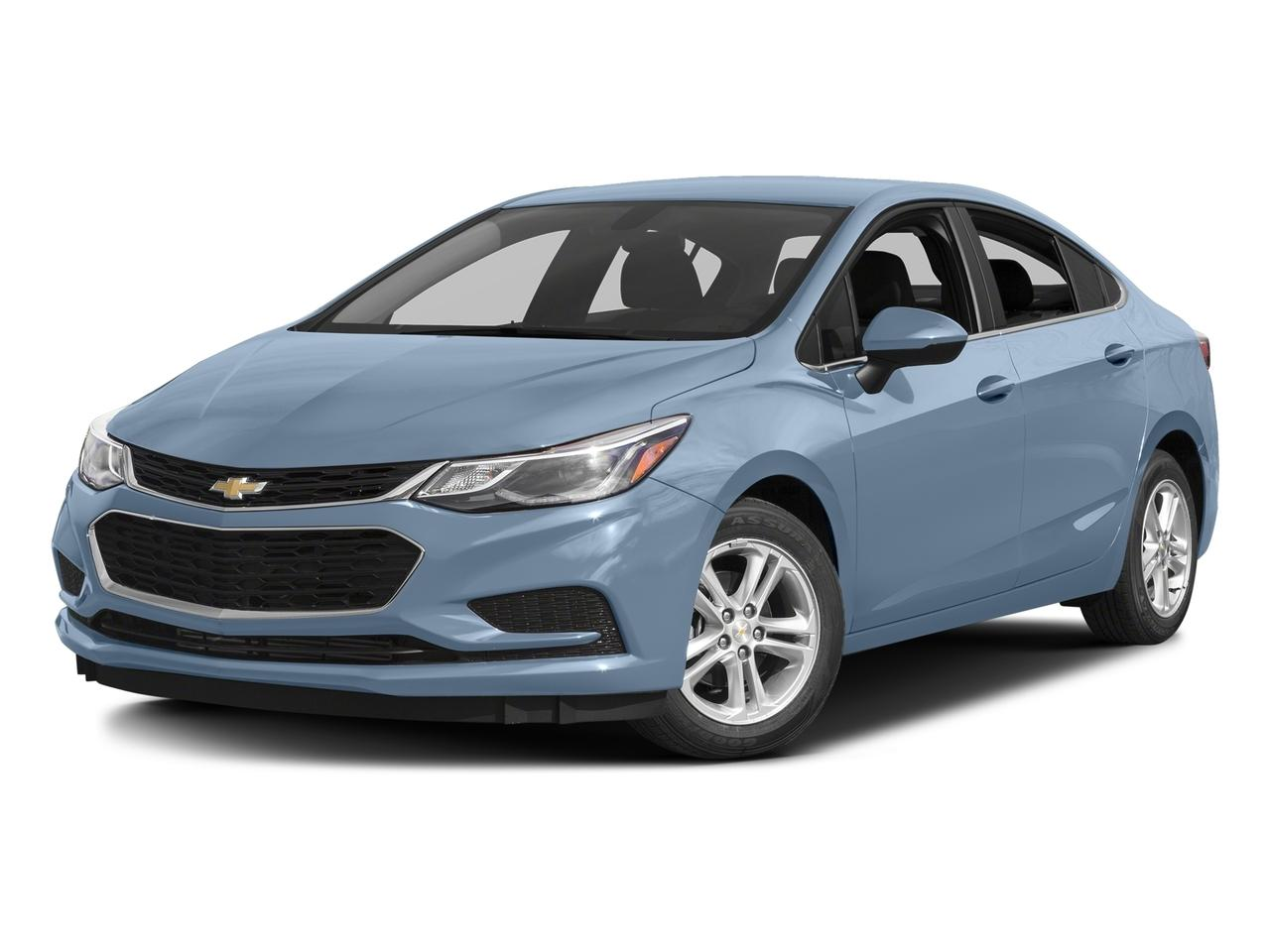 2017 Chevrolet Cruze Vehicle Photo in Plainfield, IL 60586