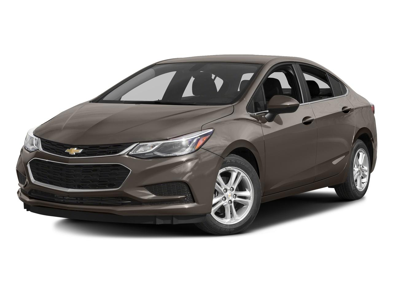 2017 Chevrolet Cruze Vehicle Photo in Joliet, IL 60586