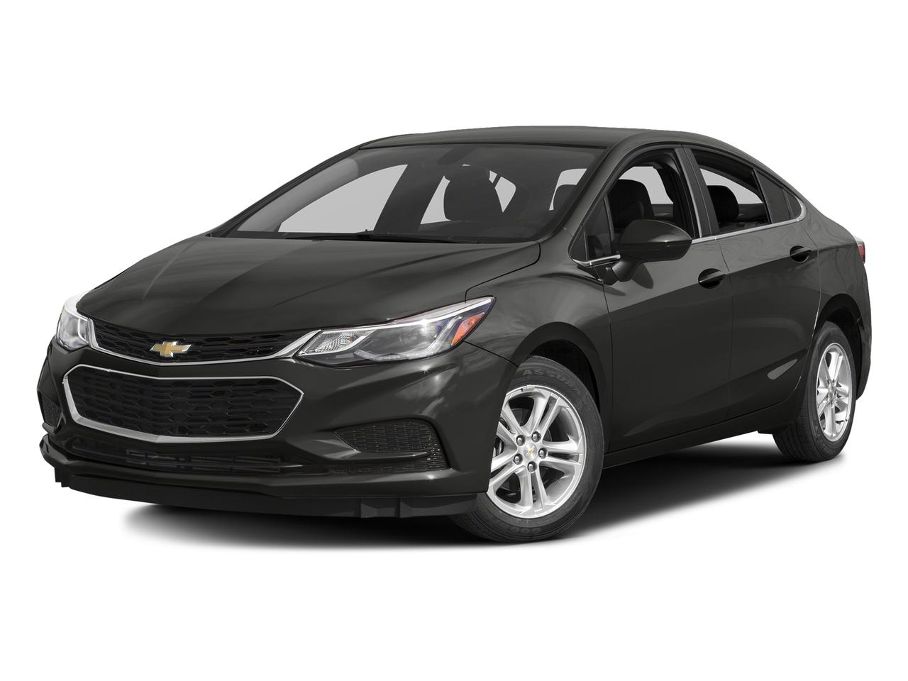 2017 Chevrolet Cruze Vehicle Photo in Saginaw, MI 48609