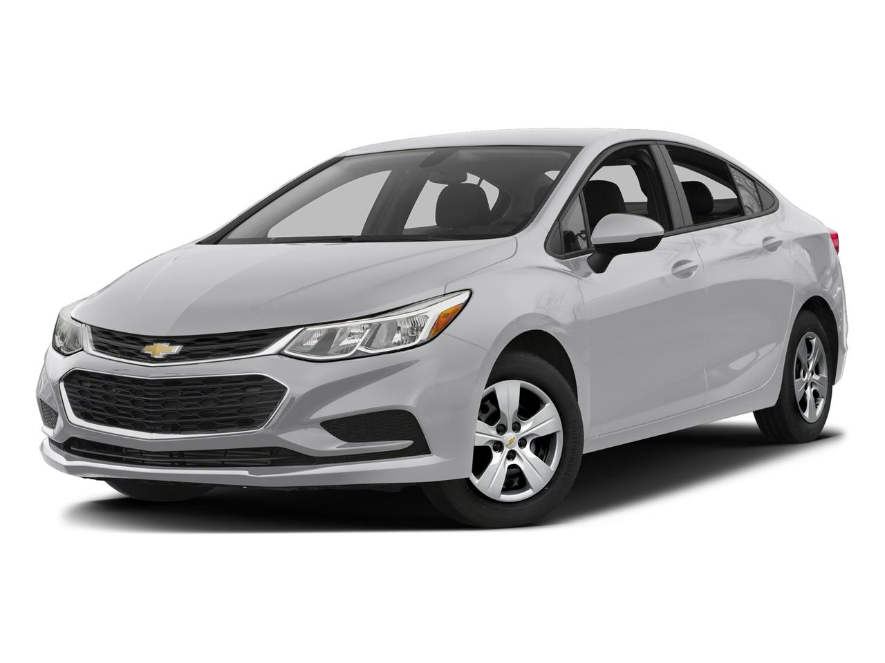 2017 Chevrolet Cruze Vehicle Photo in San Antonio, TX 78254