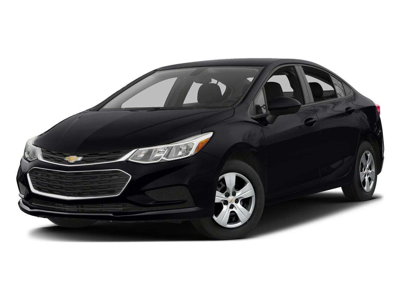 2017 Chevrolet Cruze Vehicle Photo in Independence, MO 64055