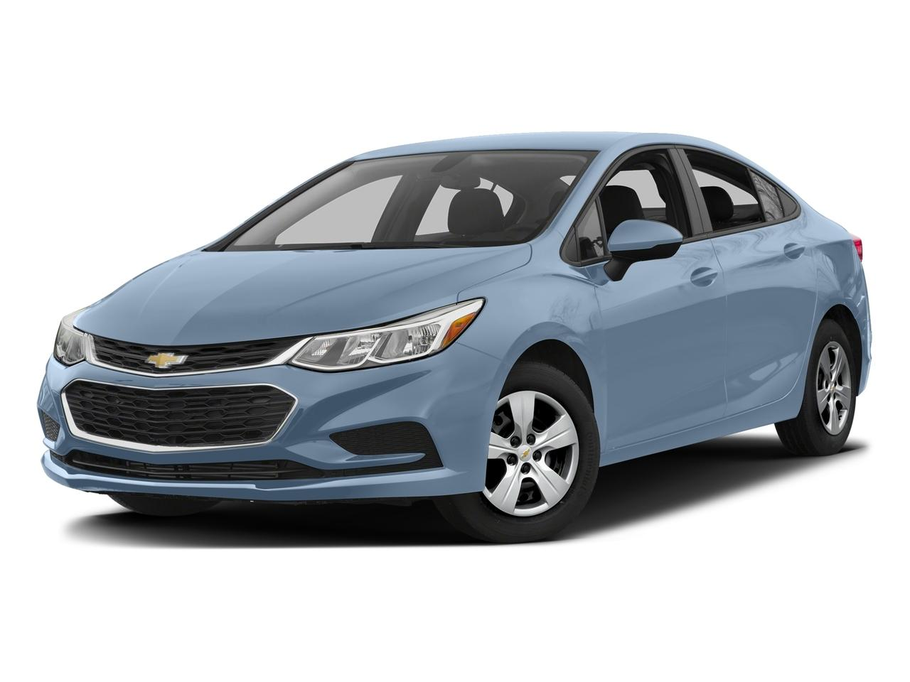 2017 Chevrolet Cruze Vehicle Photo in Tulsa, OK 74133