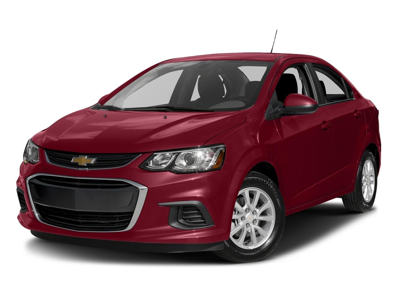 2017 Chevrolet Sonic Vehicle Photo in Houston, TX 77054