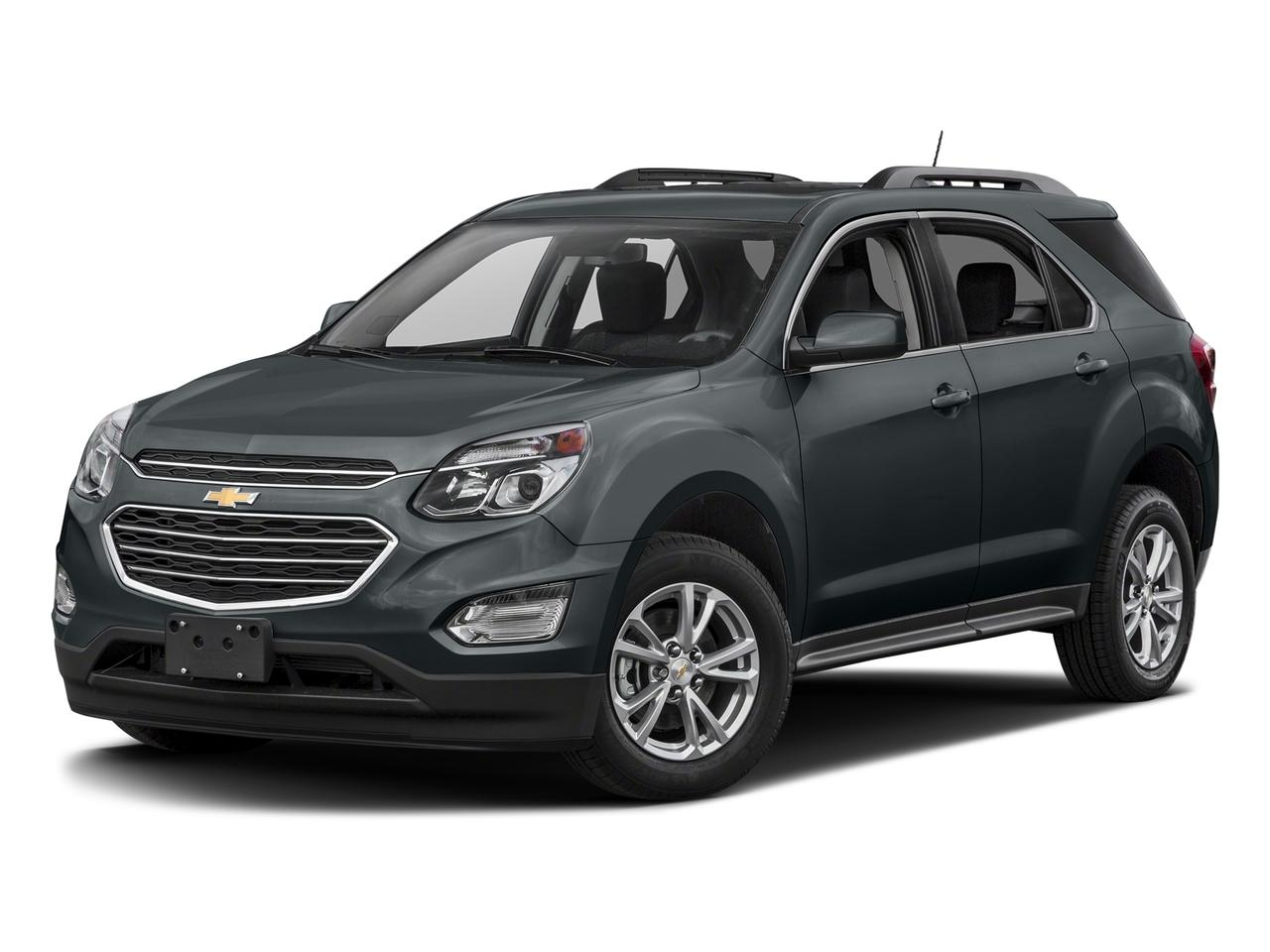 2017 Chevrolet Equinox Vehicle Photo in Ennis, TX 75119