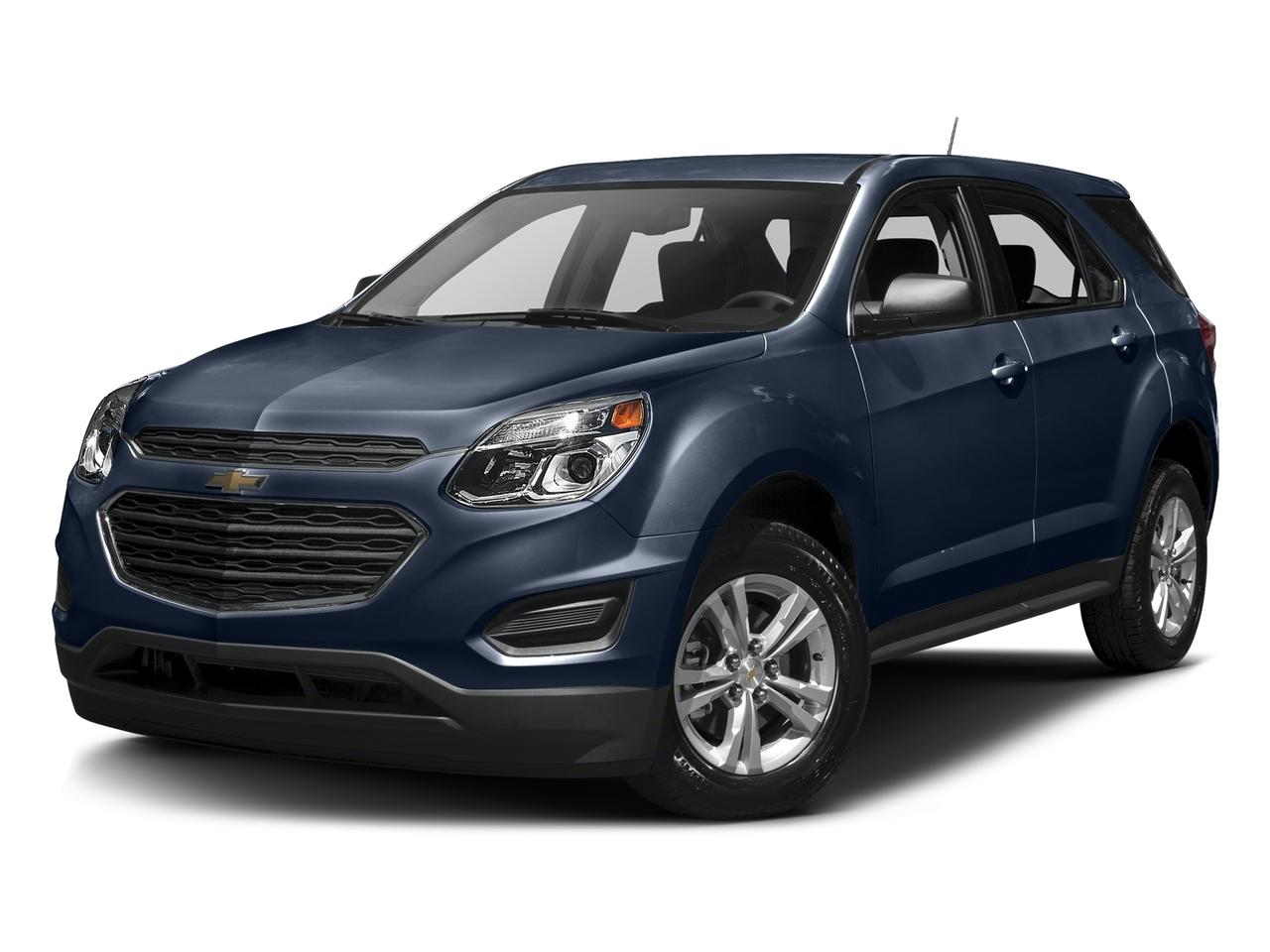 2017 Chevrolet Equinox Vehicle Photo in Joliet, IL 60586
