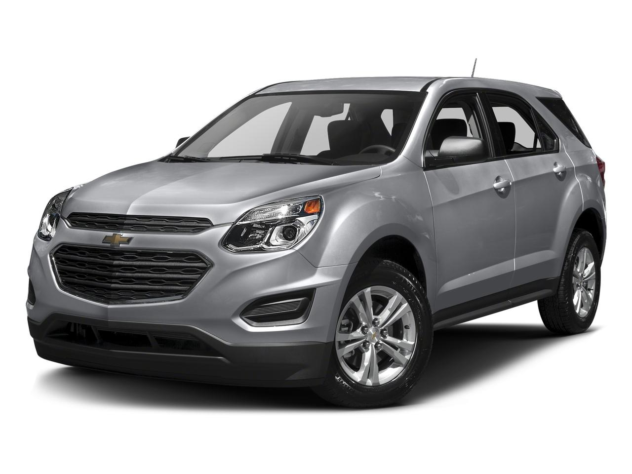 2017 Chevrolet Equinox Vehicle Photo in Winnsboro, SC 29180