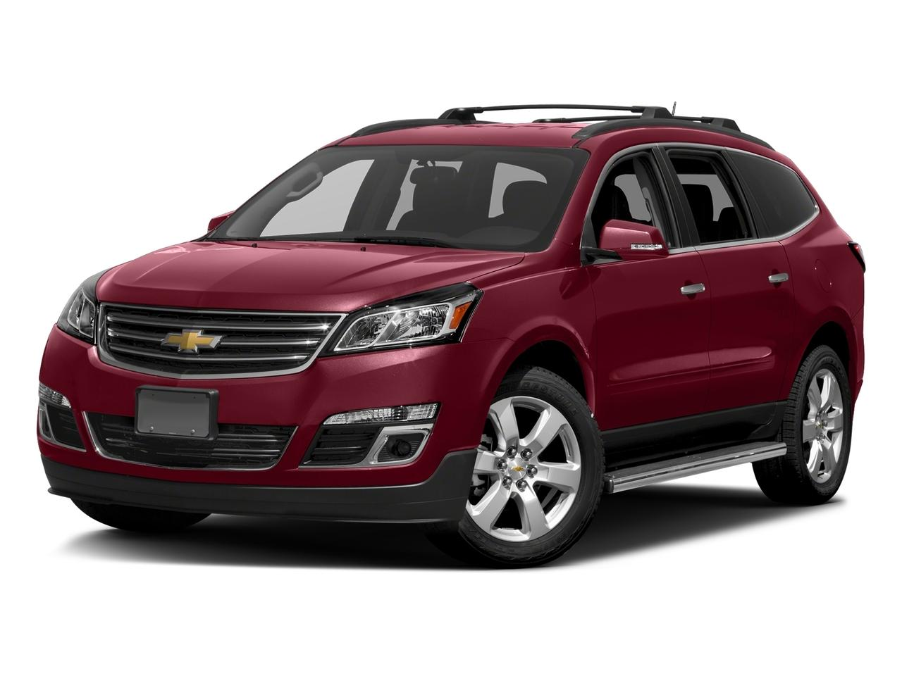 2017 Chevrolet Traverse Vehicle Photo in Mukwonago, WI 53149