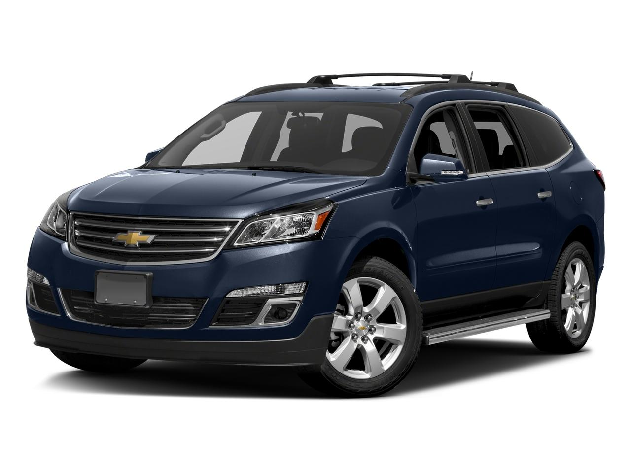 2017 Chevrolet Traverse Vehicle Photo in Ellwood City, PA 16117