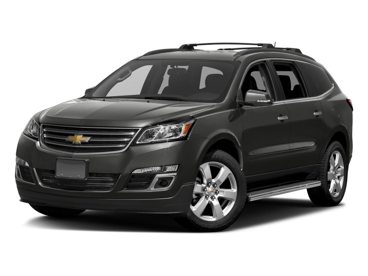 2017 Chevrolet Traverse Vehicle Photo in Darlington, SC 29532