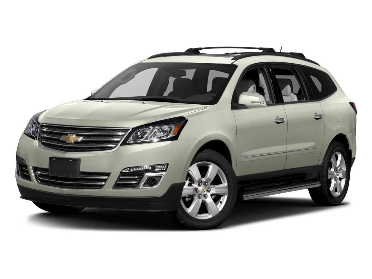 2017 Chevrolet Traverse Vehicle Photo in Hudson, MA 01749